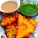 how to make bread pakora in hindi