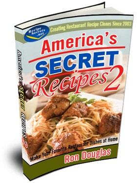 America's Secret Recipes