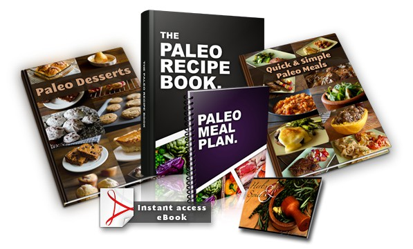 paleo recipe book review