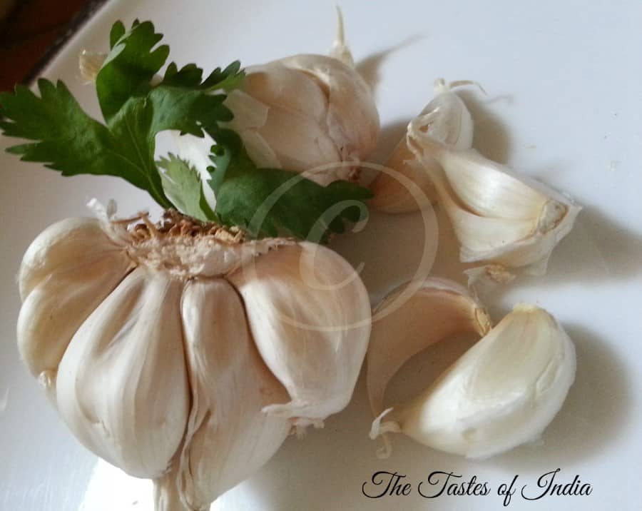 how to eat raw garlic in morning