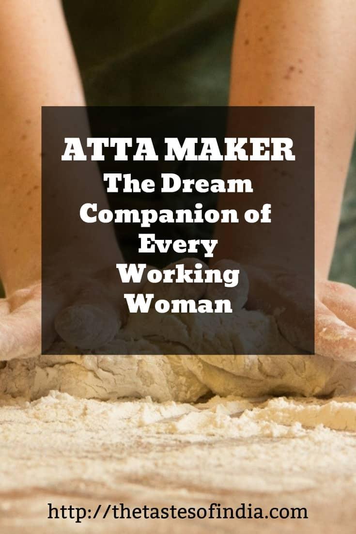 atta maker
