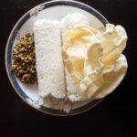 Kerala Rice Puttu Payar Pappadam Recipe