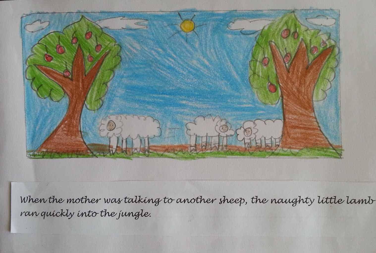 Dishita storybook
