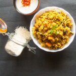 instant one pot vegetable biryani