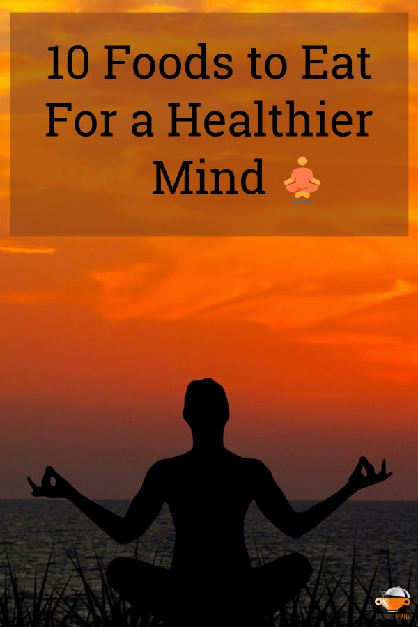 foods to eat for a healthier mind