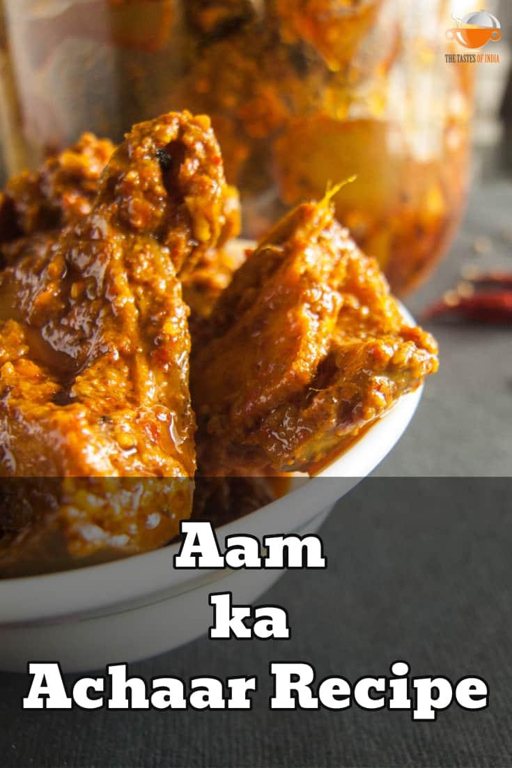 Aam ka Achaar Recipe