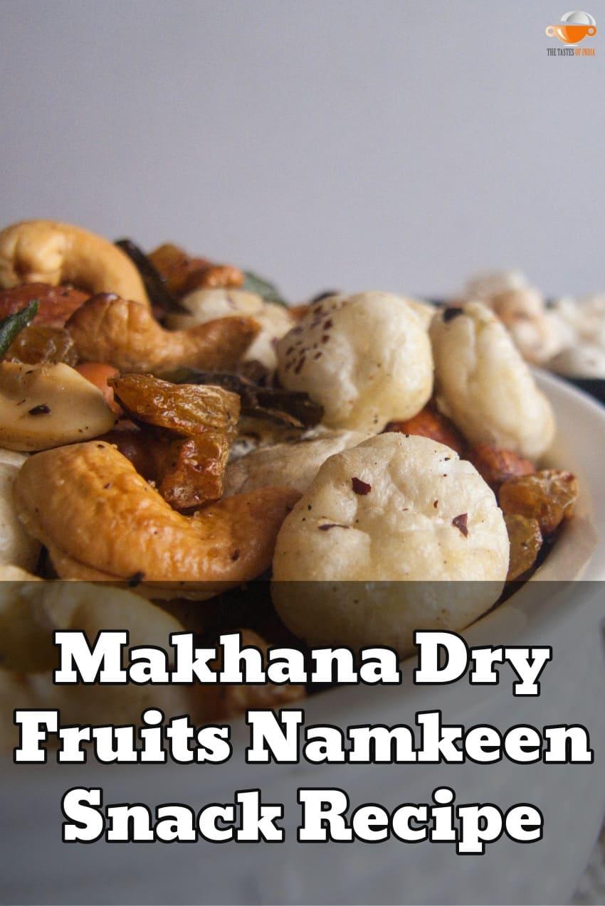 roasted makhana
